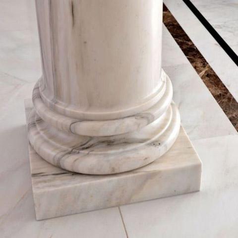 پای ستون سنگی کد 8